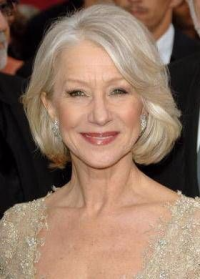 Actress Helen Mirren, timeless beauty at age 71