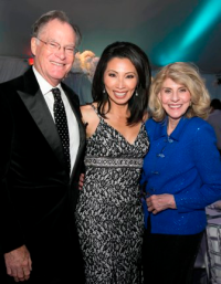 Joe Ahern, Judy Hsu and Kathleen Amatangelo