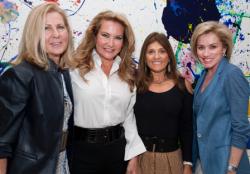 Jerri Hoffman, Shauna Montgomery, Maria Smithburg and Traci Manzur
