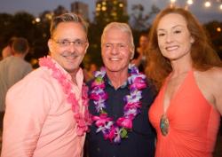 Patrick Parkey, Wayne Gailis, Amy Mick