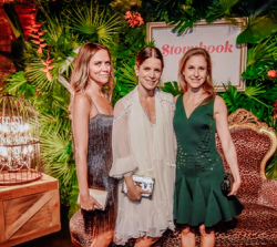 Bridget McDermott, Tina Kourasis, Jessica Dunne