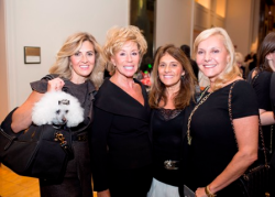 Angie DeMars (with Pawla), Suzie Glickman, Maria Smithburg and Paula Fasseas