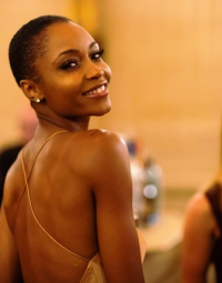 Chicago MD's Yaya DaCosta