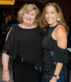 Roberta Olshansky and Rachel Stein