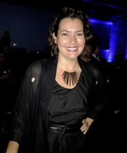Chicago History Museum's fashion curator Petra Slinkard