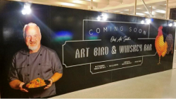 NY's Grand Central Station is the locale for Chef Art's new Art Bird & Whiskey Bar!