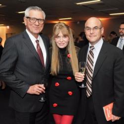 Al Gini, Donna LaPietra, Peter Sagal