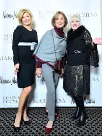 Bobbi Panter, Myra Reilly and Charlene McMann-Seaman