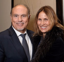 Dr. Gary Slutkin with wife Marla