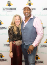 JCF founders Carrie and Terry Meghie