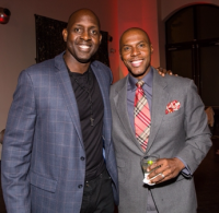 Desmond Clark and D.C. Crenshaw