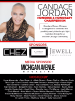 Giordano Dance Chicago's Legacy Ball honoring Candace Jordan