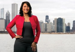 Dorri McWhorter, YWCA Metropolitan Chicago CEO.