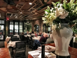 Taboo restaurant in Palm Beach, an old standard that's still hot