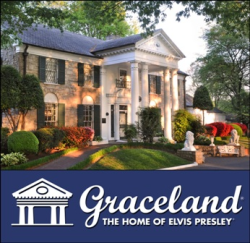 Graceland, home of the King!
