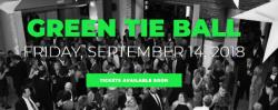 Green Tie Ball 2018