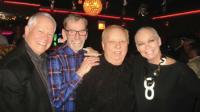 With Chuck, Dan Neniskis and Baton owner Jim Flint