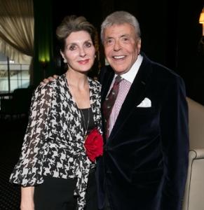 Linda Heister and Stanley Paul