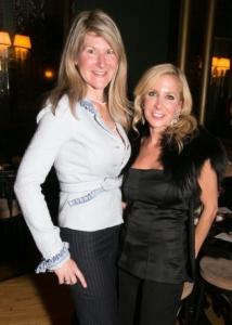 Cathy Bell Bartholomay and Jennifer Lane