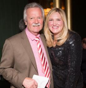 John Bodine and Heather Farley