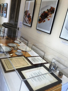 Chef Trotter memorabilia on display thru 9/7