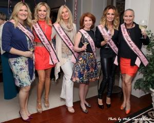 With May BD girls: Heather Farley, Kristina McGrath, Lynn McMahan,  Sheryl Dyer, Korinna Isselhardt