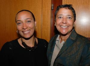 Falona Joy and Dana Rice