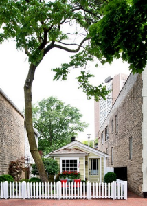 David Hawkanson's charming, popular home--every magazine wants to shoot it!
