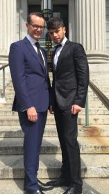 David Brandt and David Granados