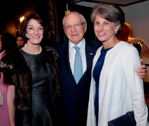Anne Kaplan, Ed and Dia Weil