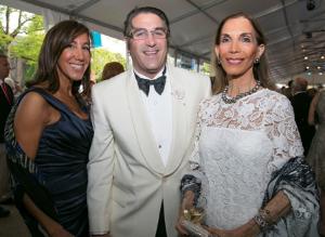 Nina Mariano, Jonathan Grabill and Susan Gohl