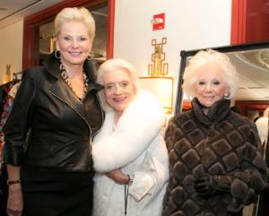 Kathy Piccone, Elizabeth Bertucci and Lynda Silverman.