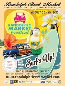 Randolph St. Market - 8-29 and 30
