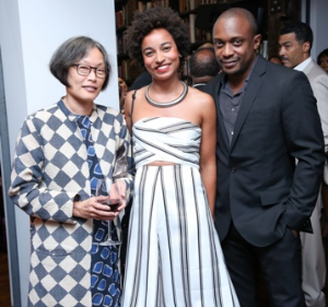 Eugenie Tsai, Rujeko Hockley, Hank Willis Thomas