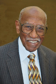 "Timuel Black--2015 recipient of the Edwin C.""Bill"" Berry Civil Rights Award"