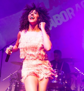 Gavin Turek blew the crowd AWAY!
