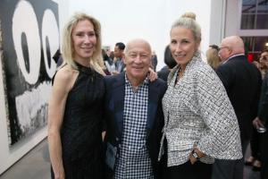 Caryn Harris, Larry Fields, Gretchen Jordan