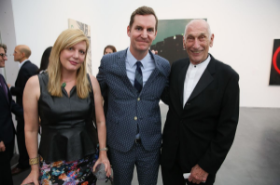 Elissa Eforymson, Michael Darling and Stefan Edlis