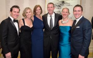 Jeremy and Lindsey Stroiman, Emily and Steve Burt and Jen and Jason Stroiman