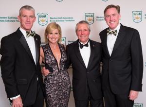 Mick O'Rourke, Stacey Cavanagh, Gary Player, Tim Cavanagh