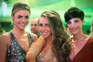 Monika Dixon, Joanna Slusky and Sarah Fishman