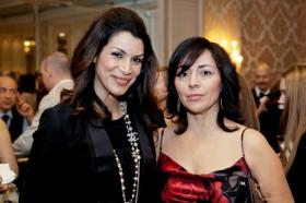 Veronica Loquercio and friend
