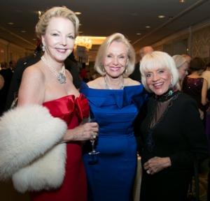 Ruth Kern, Mamie Walton and Elizabeth Bertucci