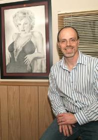 Artist Vincent Wolff