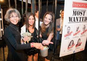 Lesley Kiferbaum, Sheila Eisenberg, Amy Eisenberg