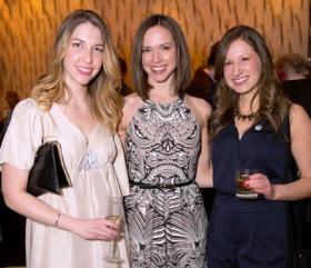 Kara Stubbins, Diana Winfree, Rachel Kirsch