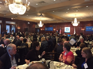 "City Club of Chicago's ""The Future of Print Media"" luncheon"
