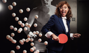 SPIN co-founder Susan Sarandon