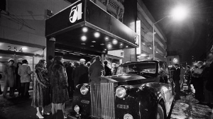 Studio 54 at 254 W. 54th St. in the '70s