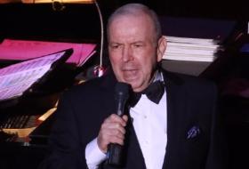 Frank Sinatra Jr. in concert